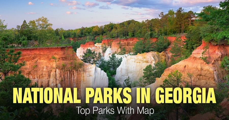 Best National Parks in Georgia